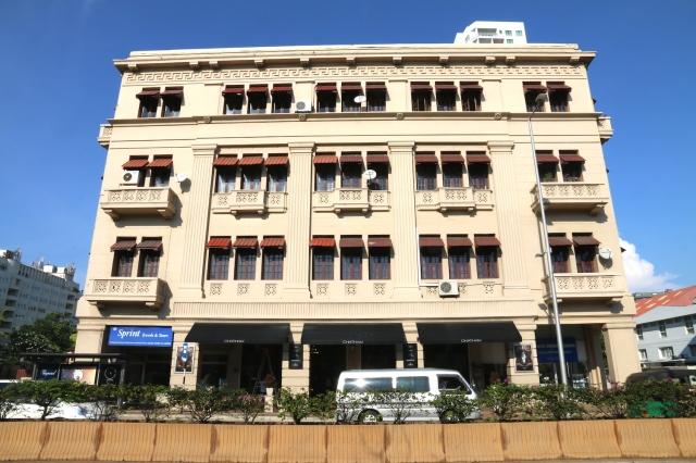 4 - Colonial edifice