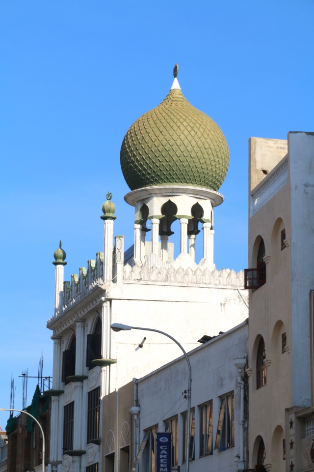 7 - Fort Jumma Mosque 1800s Chatham St