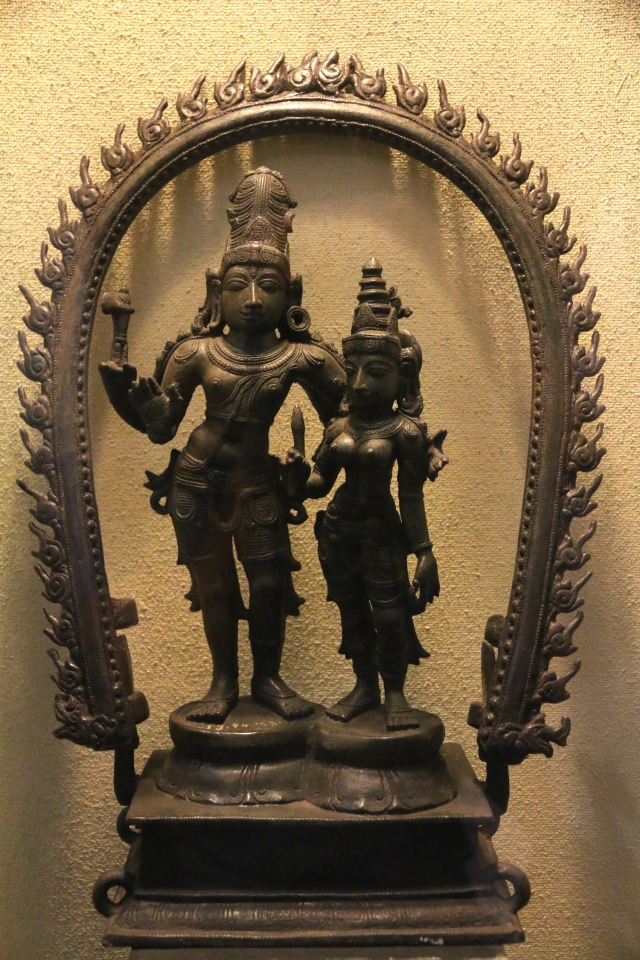 8 - Shiva and Uma