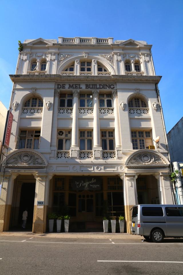 9 - De Mel Building 1925 Chatham St Pagoda Tea Rooms since 1884