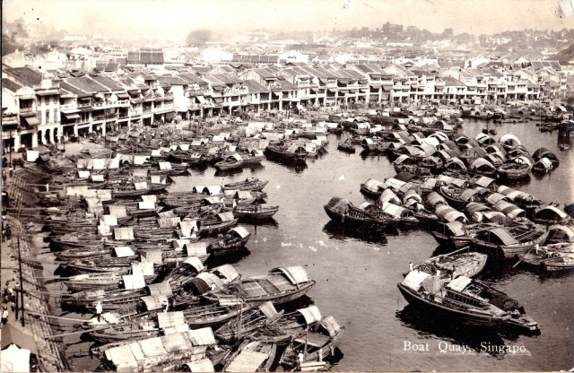 1 - Boat Quay