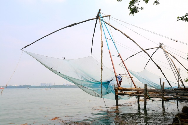 1 - Chinese Fishing Nets