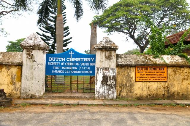 12 - Dutch Cemetery