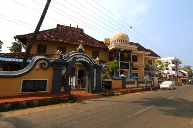 2 - Calvathy Juma Masjid