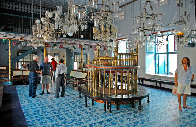 21 - Kochi_Jewish_Synagogue_C