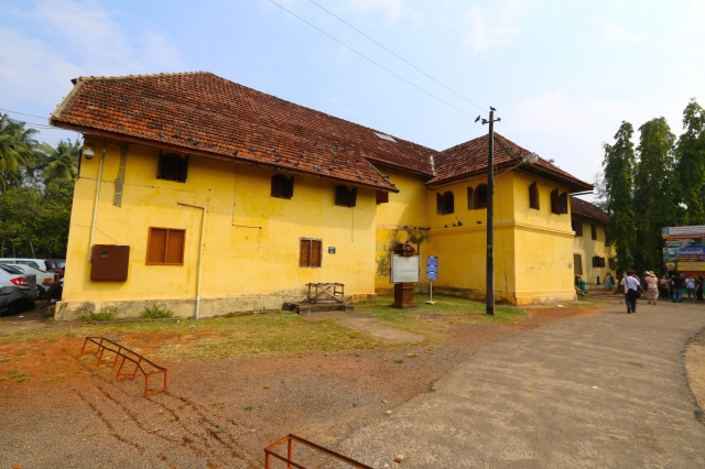 21 - MAttancherry Palace Front