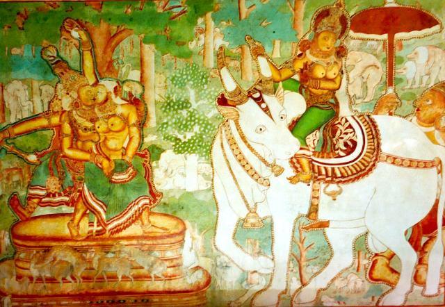 23 - Mattancherry_palace_murals