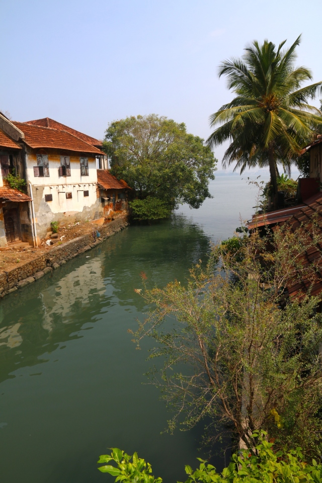3 - Canal through Cochin
