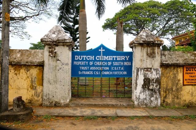 3 - Dutch Cemetery