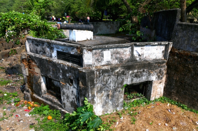 5 - Fort Emmanuel