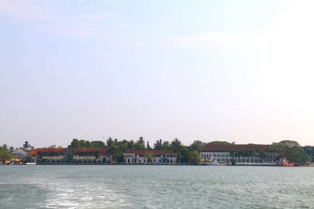 6 - View of Cochin
