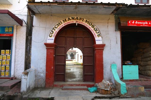 8 - Cutchi Hanafi Mosque