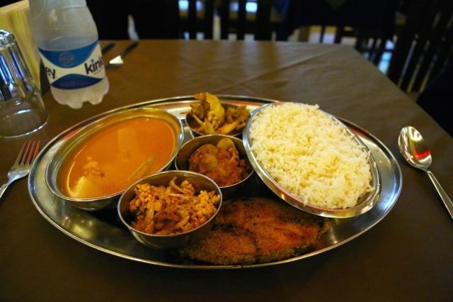 30 - Goan Fish Curry