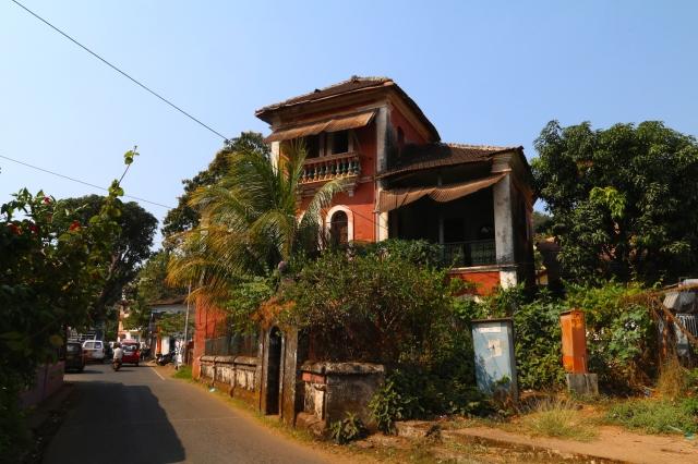 17 - Fontainhas House