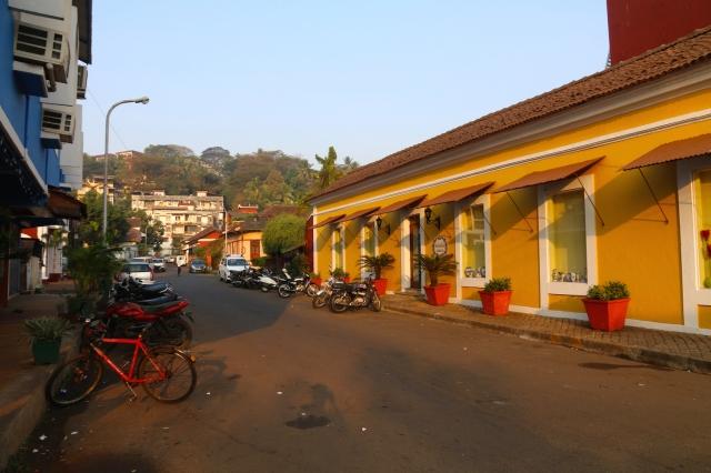 18 - Fontainhas Street