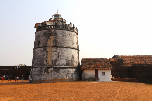 18 - Fort Aguada Lighthouse