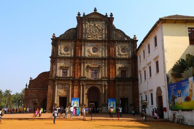 19 - Basilica of Bom Jesu