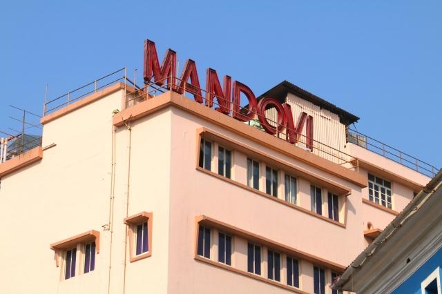 2 - Mandovi Closeup