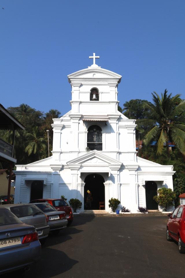 20 - San SEbastian church