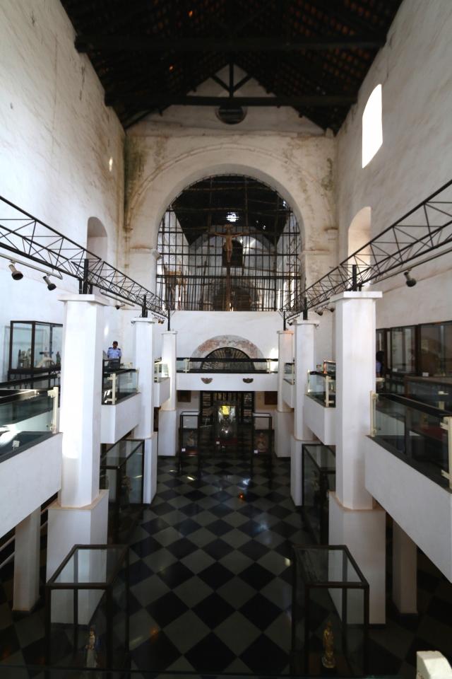 28 - Museum Interior