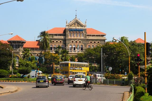 10 - Maharashtra Police Headquarters