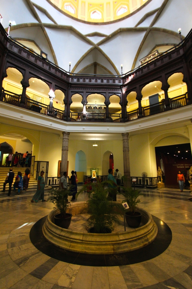18 - Interior Prince of Wales Museum