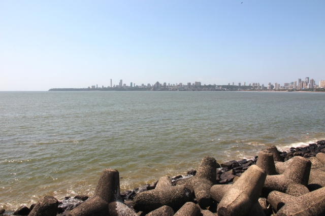 28 - View to Malabar Hill
