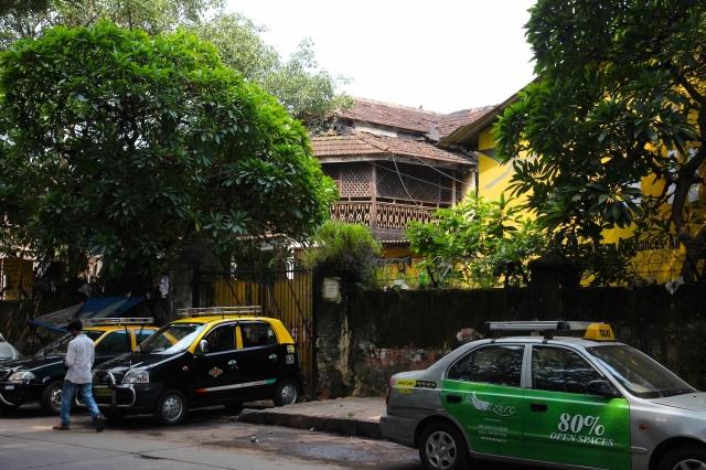 29 - Portuguese House MAzgaon