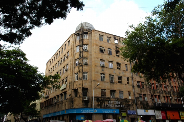 3 - Art Deco Building