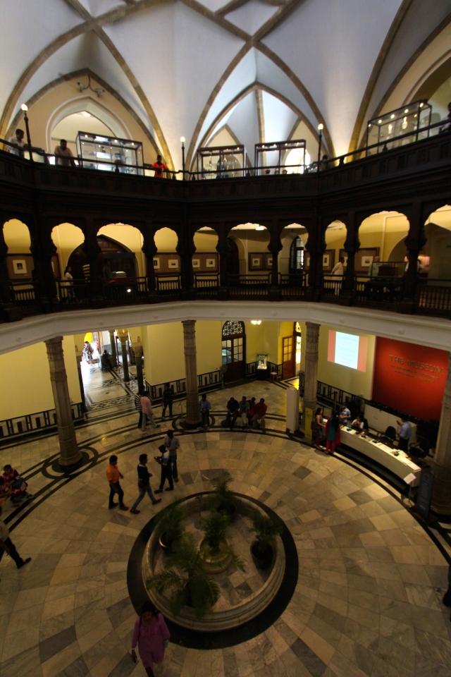 3 - Museum Interior