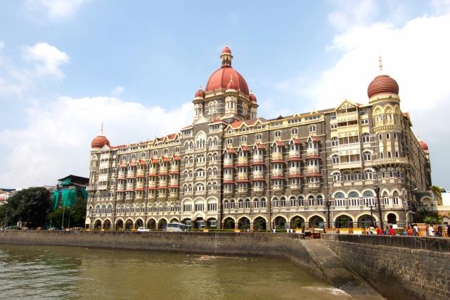 34 - Taj Mahal Palace water