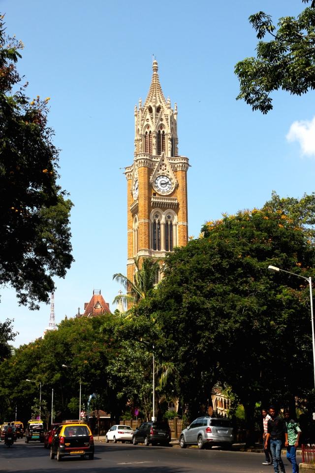 8 - Rajabai Tower 1878