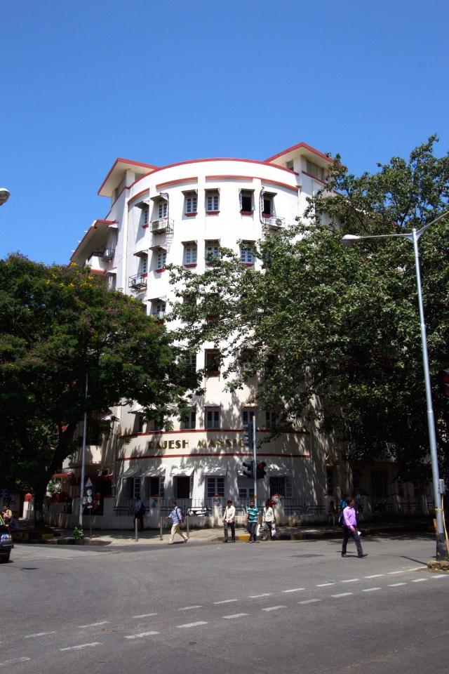 8 - Rajesh Mansions Maidan