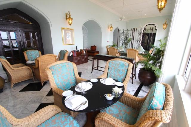 16 - Tearoom