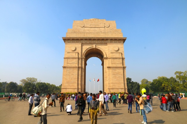 1 - India Gate