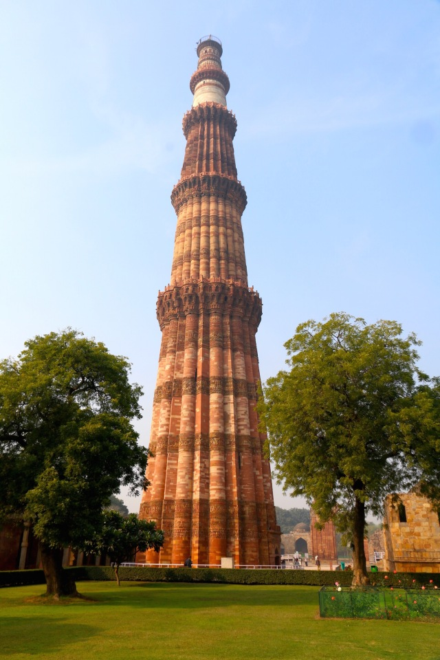 1 - Qutb Minar