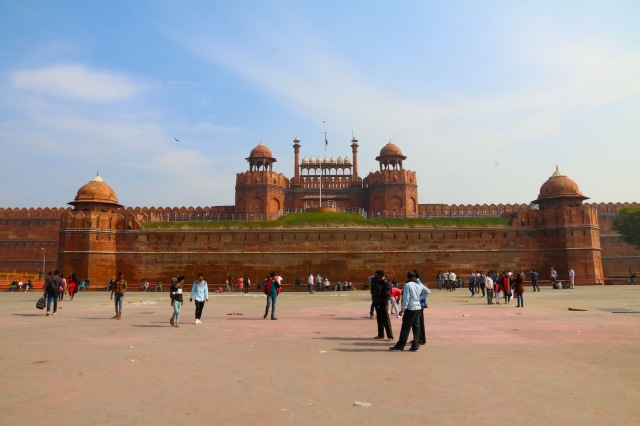 1 - Red Fort