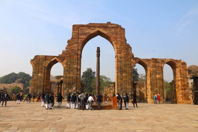 Mehrauli and the Qutb Minar Complex, Delhi   Dream Of A City