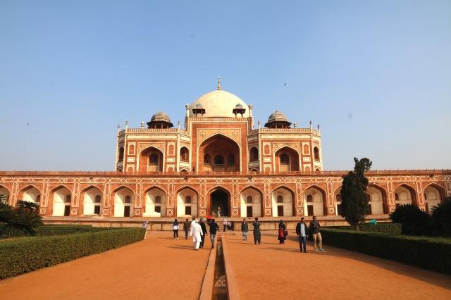 11 - Humayouns Tomb