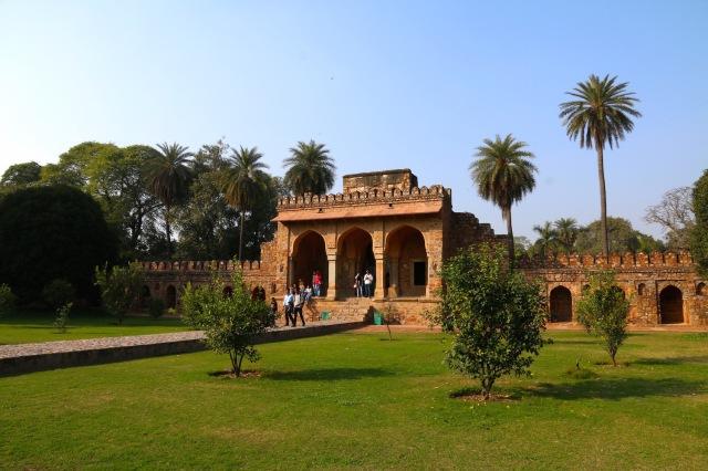 12 - Isa Khan Tomb Complex