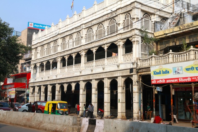 14 - Beautiful Rajput style building