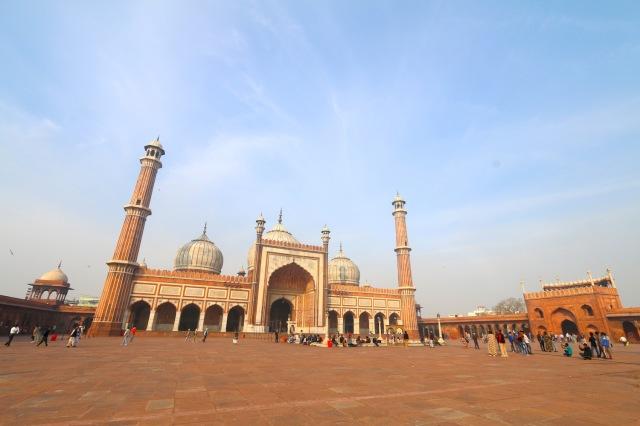 15 - JAmi Masjid Building