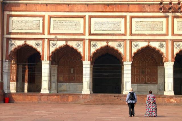 16 - Jami MAsjid Interior
