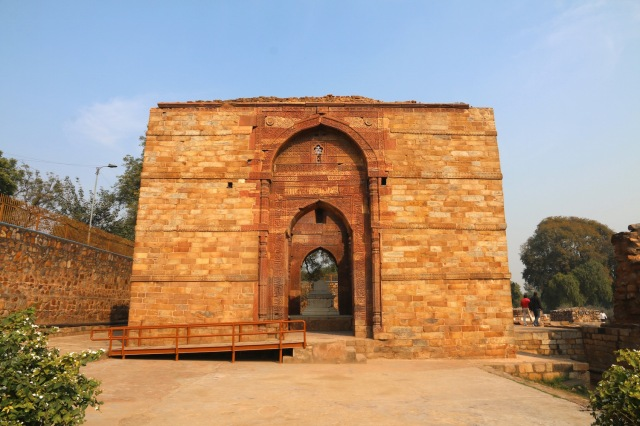 16 - Tomb of Iltutmish
