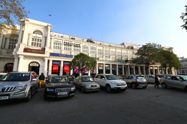 18 - Connaught Place
