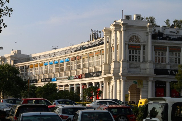 19 - Connaught Place II