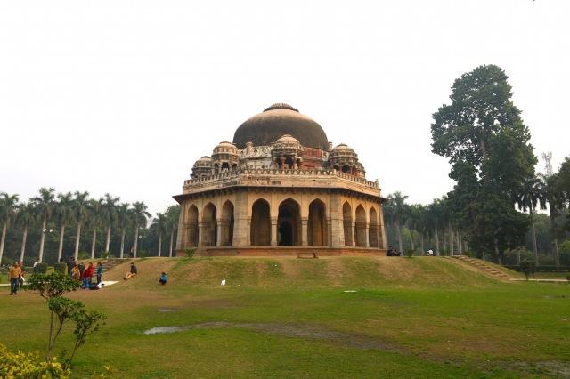 19 - Tomb of Muhammad Shah