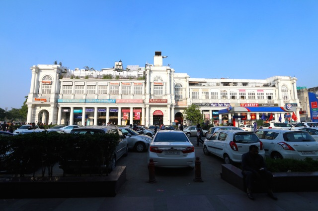 20 - Connaught Place III
