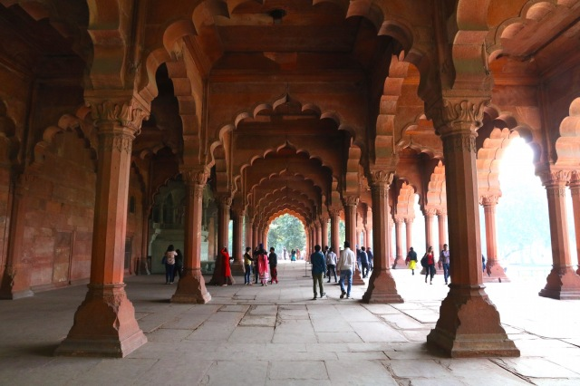 20 - Red Fort Interior II