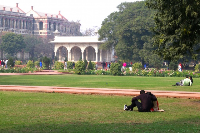 21 - Red Fort Gardens